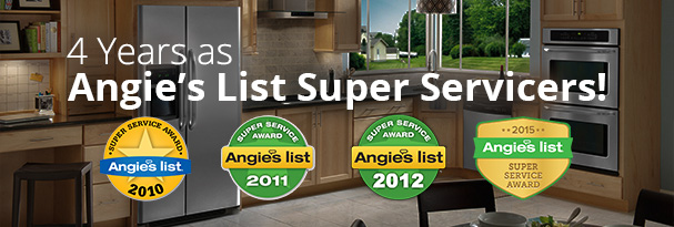 Angies Super Servicers for 4 Years