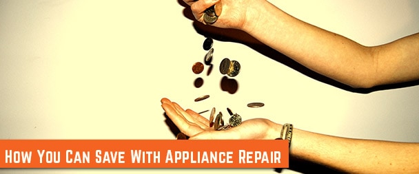 How Big Ticket Appliance Repair Can Save You Money
