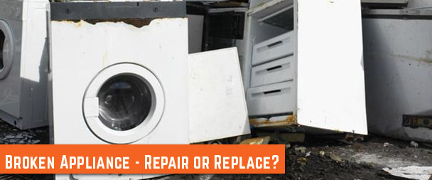 Repair or Replace Appliance
