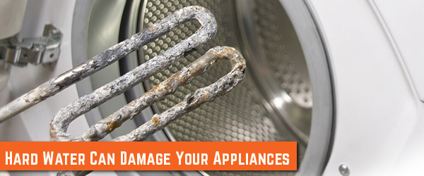 Hard Water Can Damage Appliances