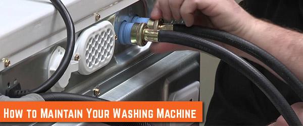 How-To-Maintain Your Washing Machine