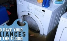 save appliances after a flood