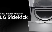 New 2016 Smart Washer LG Sidekick