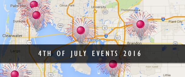 4th July Events 2016