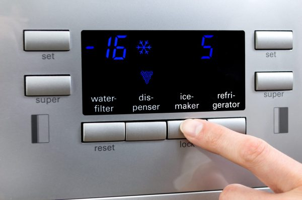 most common cause of refrigerator failure
