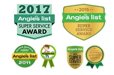 appliance repair angies list awards