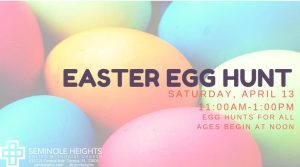tampa easter egg hunt
