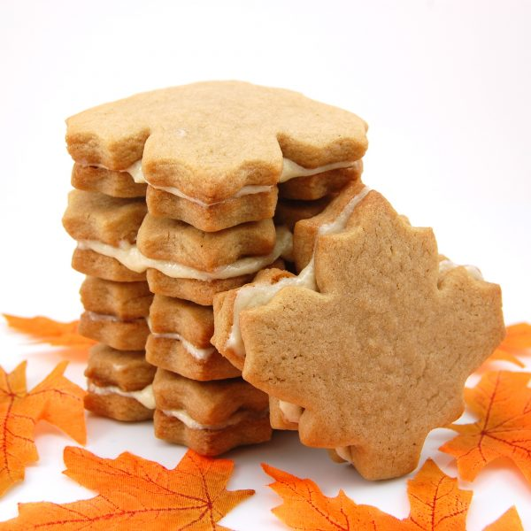 maple fall dessert recipes