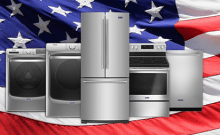 what appliances are made in the usa