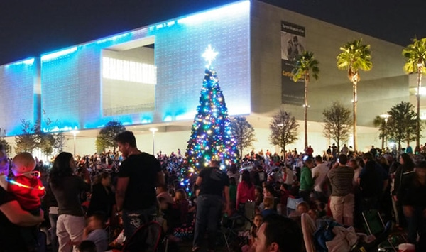 Tampa Christmas lights 2019