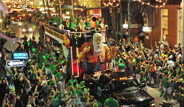 St. Patrick's day parades in Tampa